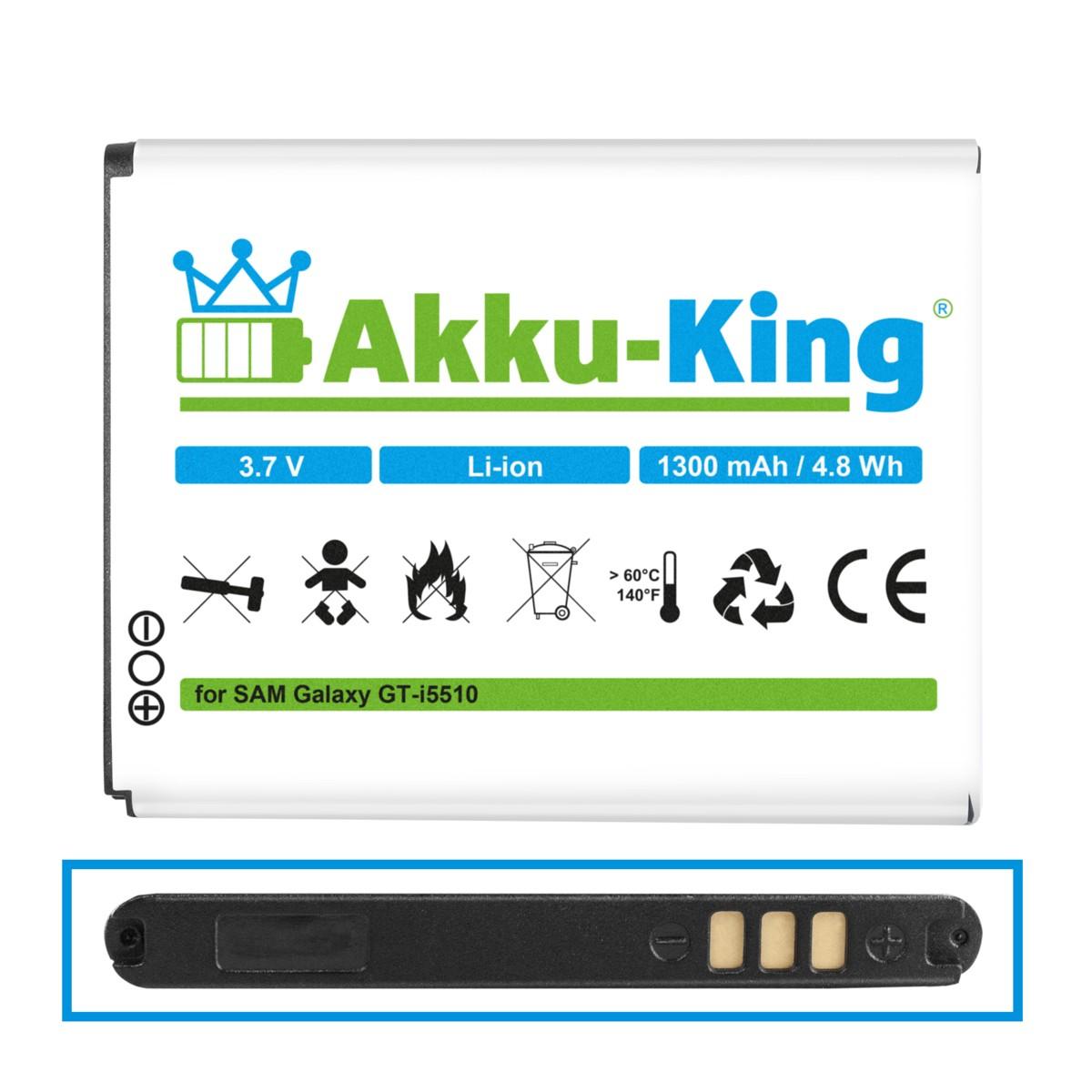 5510 akku:
