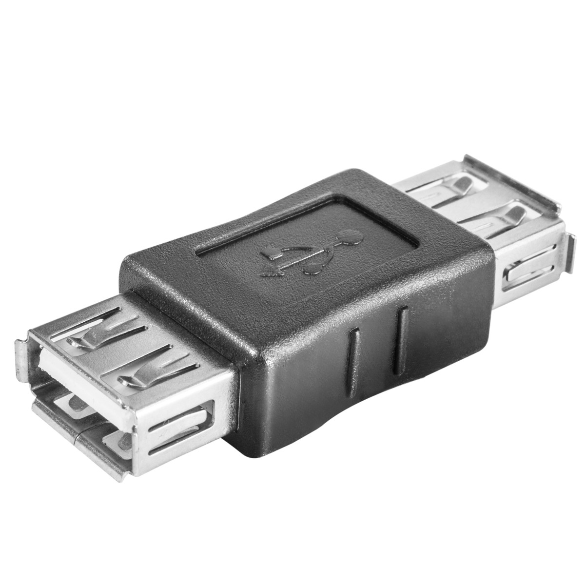 usb adapter verl ngerung a buchse zu a buchse a f a f. Black Bedroom Furniture Sets. Home Design Ideas